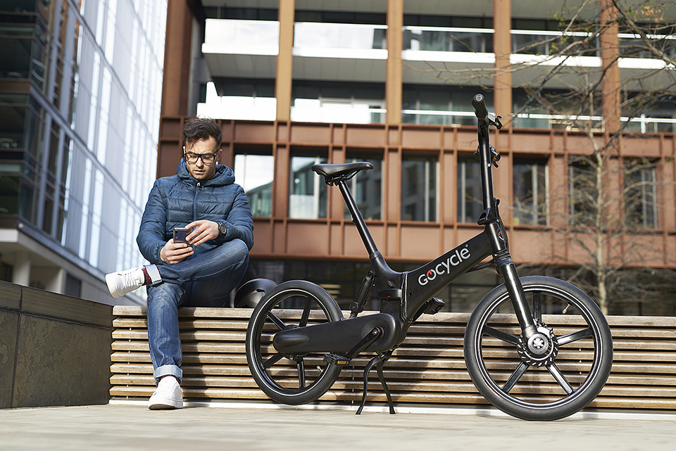 Gocycle GX Electric Bicycle