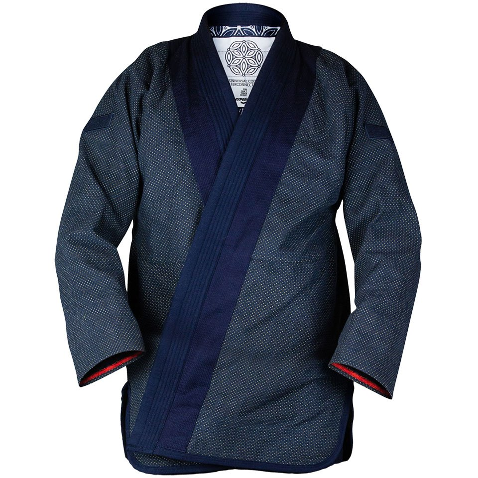 Hyperfly Kimono & Pants Set