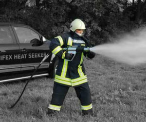 IFEX 3000 Impulse Firefighting Gun