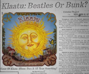 Klaatu: The Canadian Beatles