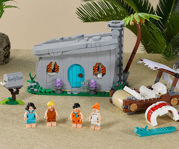 LEGO Ideas: The Flintstones