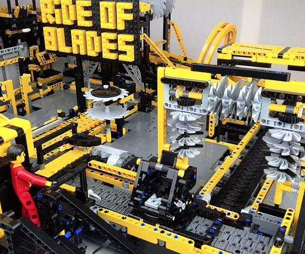 LEGO Ride of Blades