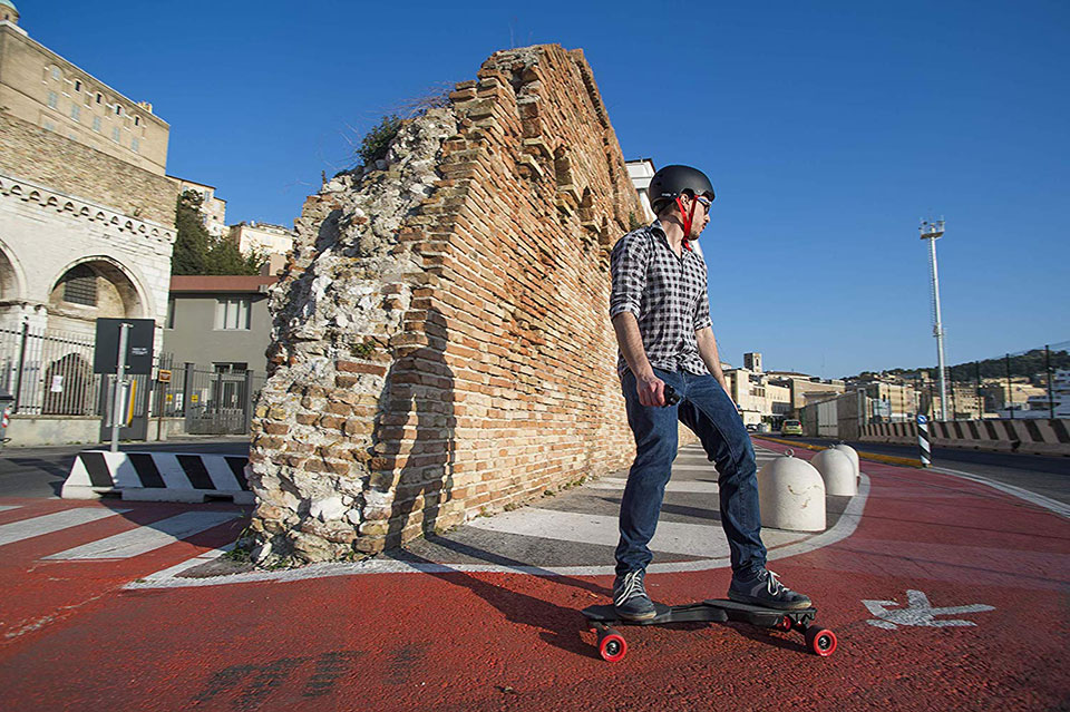 Linky Foldable Electric Skateboard