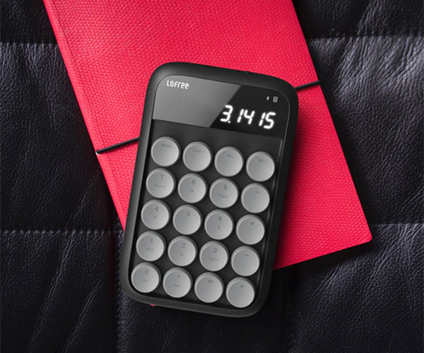 Digit Number Pad