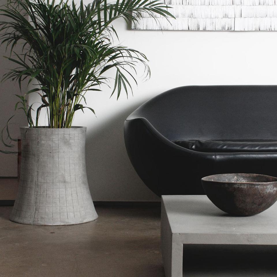 Lyon Beton Concrete Vases