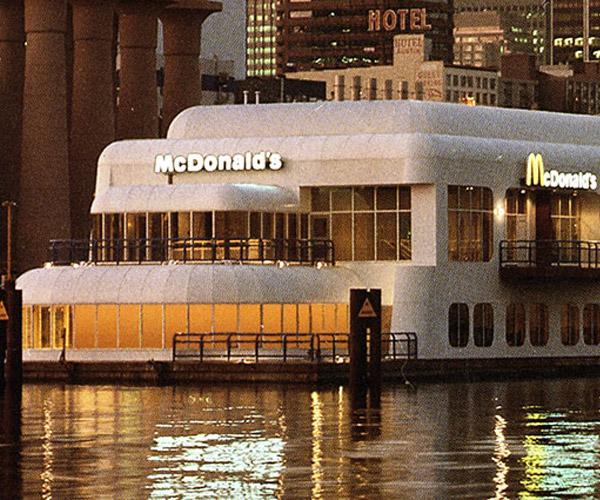 Abandoned: McBarge