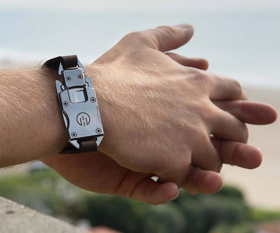Men's Utility Bracelet