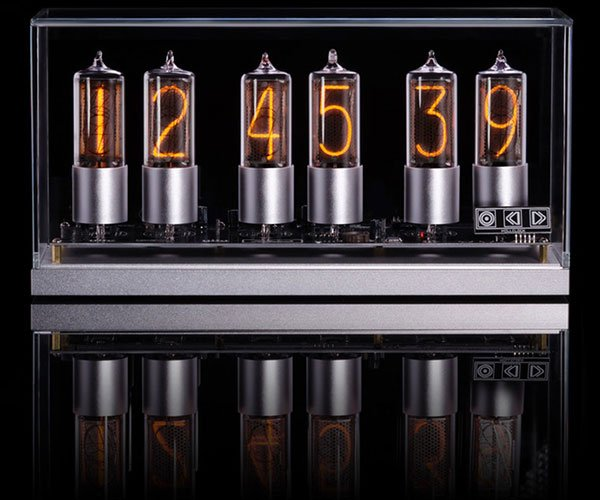 Millclock ZIN18 Nixie Tube Clock
