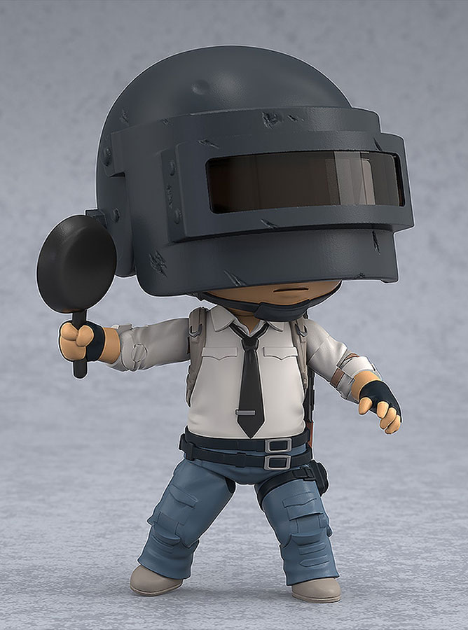 Nendoroid PUBG Lone Survivor