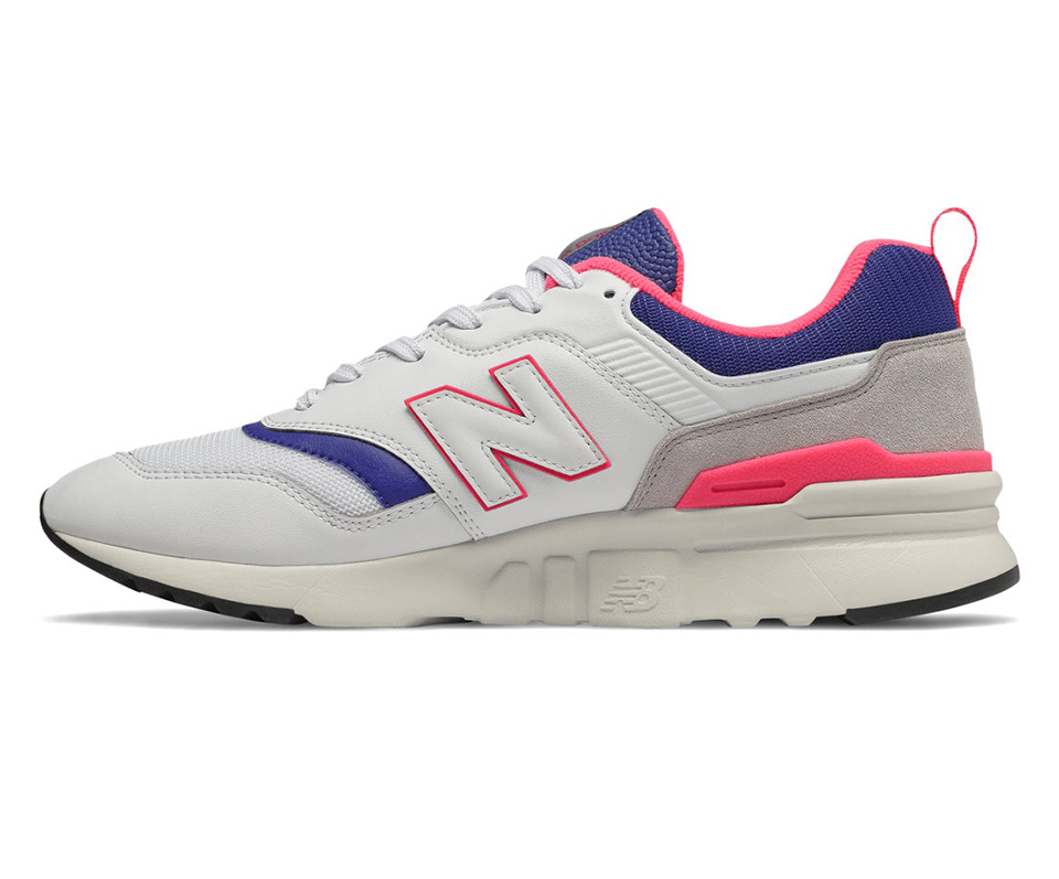 New Balance Releases Its 997h In Vibrant 90s Colorways