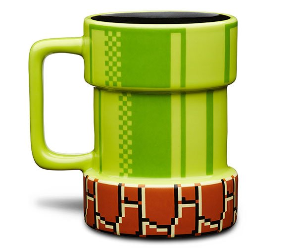 Nintendo Pipe Mug