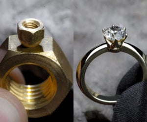 Making a Ring from Hardware