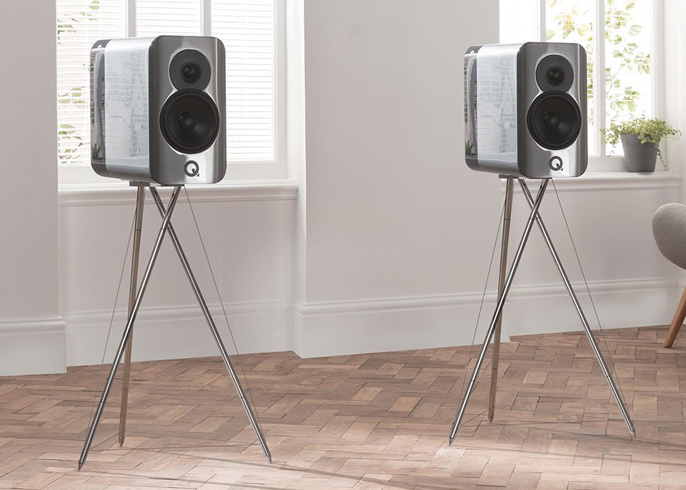 Q Acoustics Concept 300 Speakers