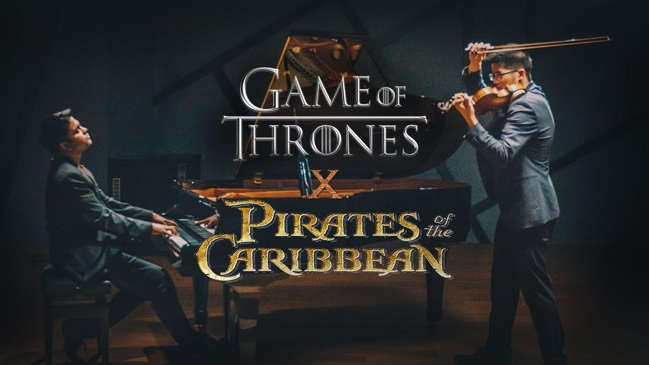 Pirates vs  Thrones
