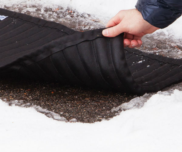 Saltnets Snow & Ice Melting Mat