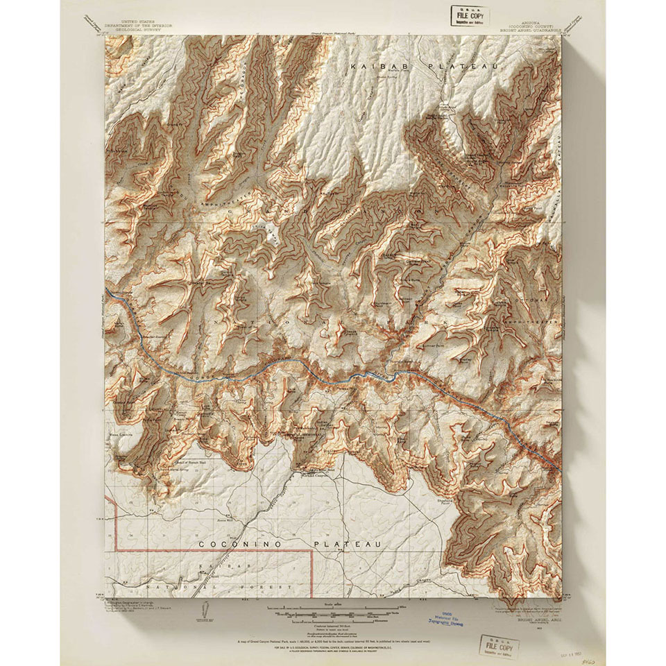Scott Reinhard's Maps