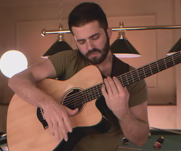 Supermassive Black Hole: Fingerstyle