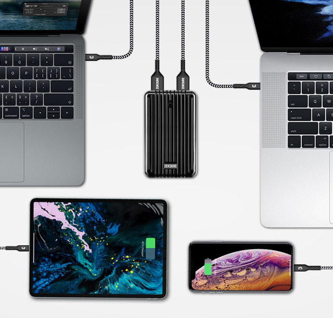 SuperTank USB-C Power Bank