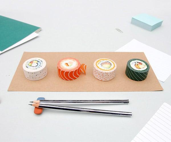 Sushi Tape