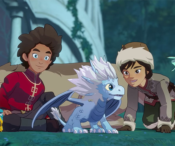 The Dragon Prince Season 2 (Trailer)