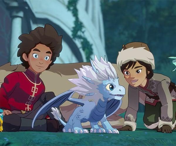 The Dragon Prince Season 2 (Trailer)