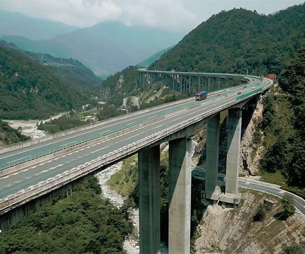 China's Road Network