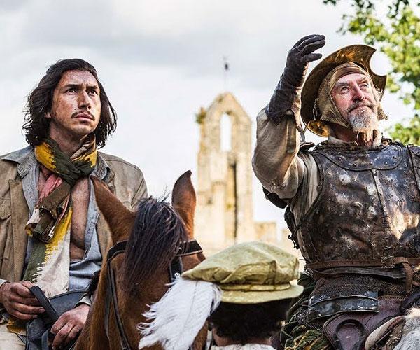 Man Who Killed Don Quixote (Trailer)