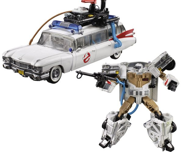 Ghostbusters x Transformers