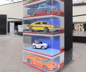 Toy Car Illusion