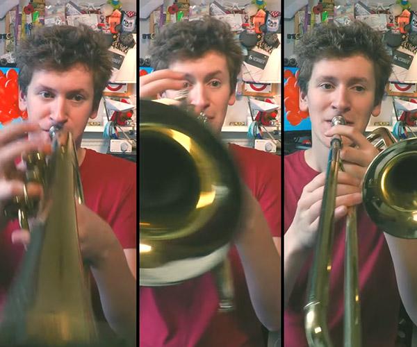 99 Brass Balloons