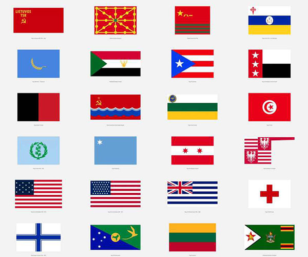 A Film of Flags