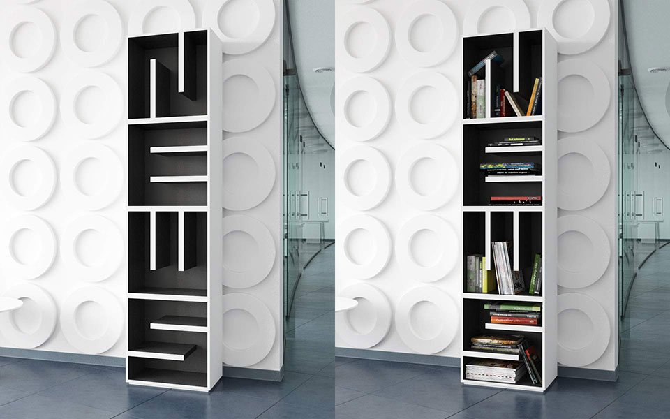 ABC BookCase