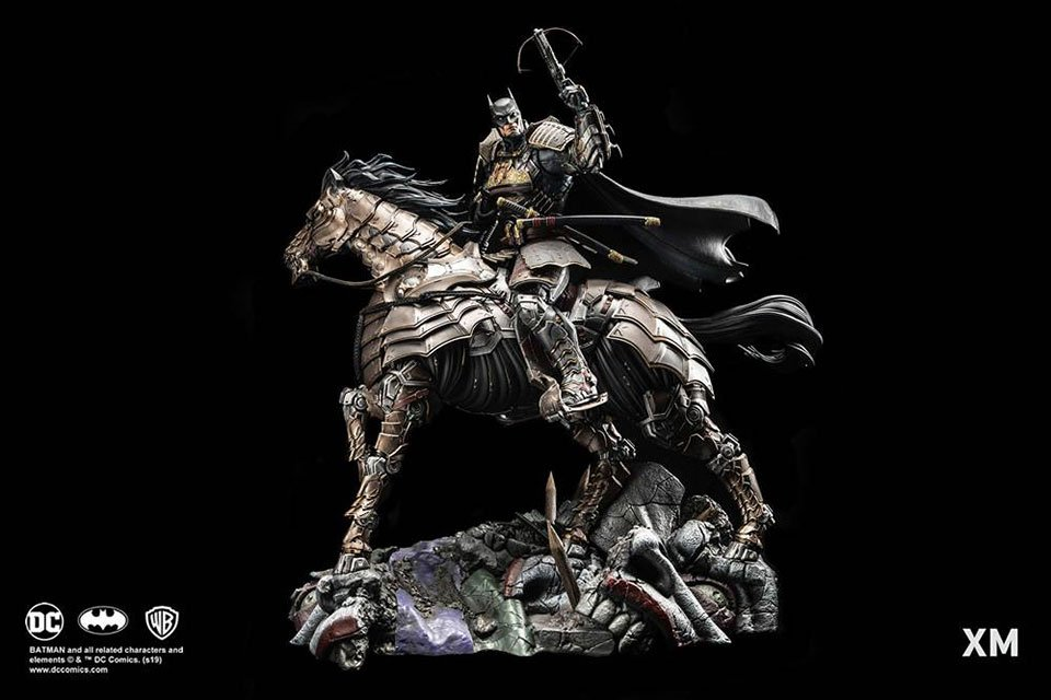 Batman Shogun Statue