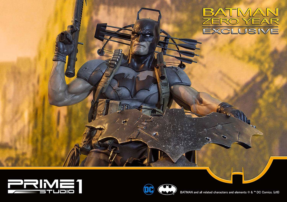 Prime 1 Batman Zero Year Statue