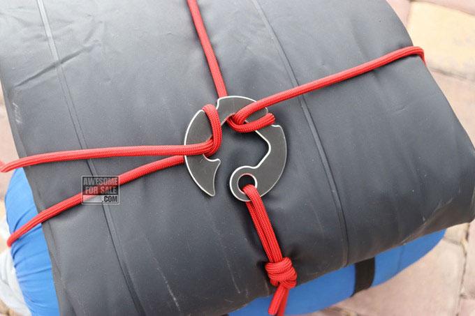 Blackwall Quick Release Carabiner