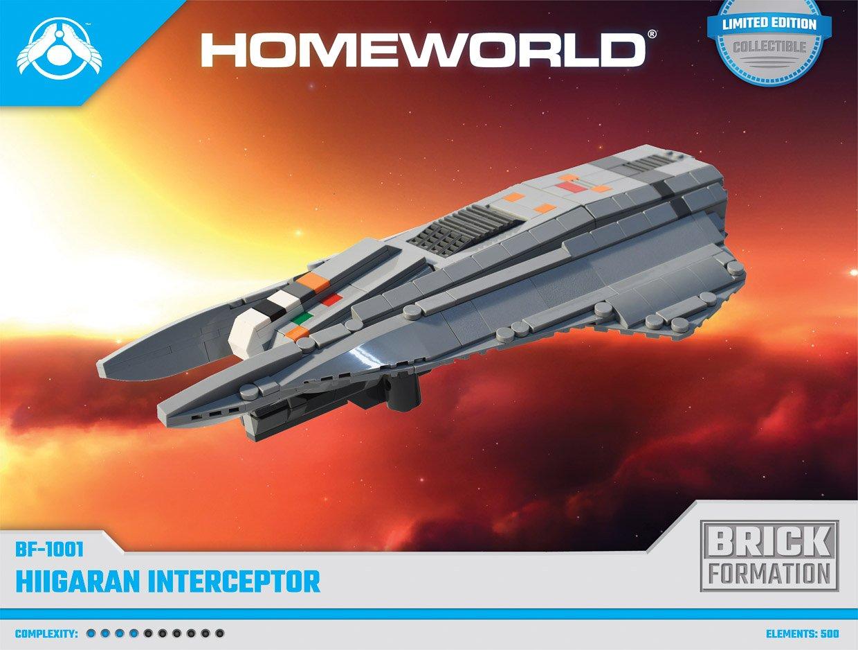 Brick Formation x Homeworld Kits