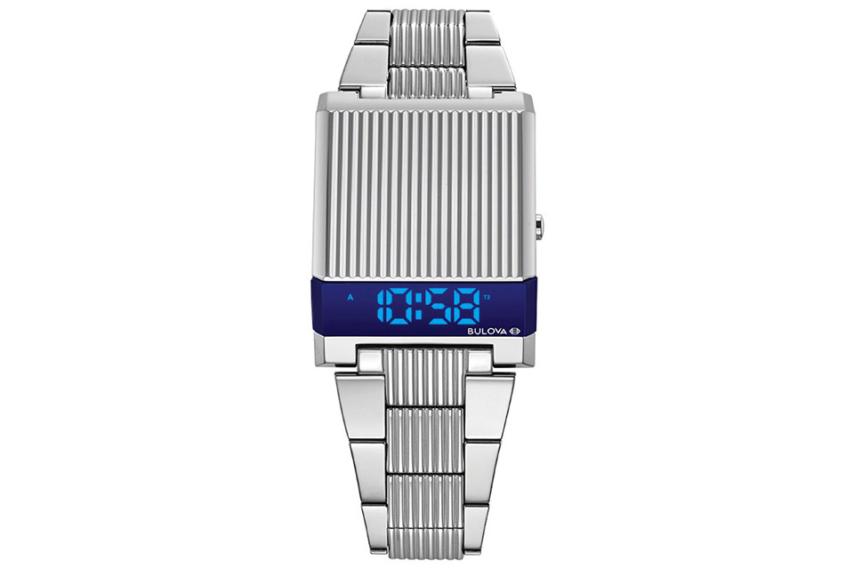 Bulova Computron LED Watch