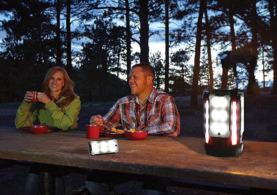 Coleman Multi-Panel Lanterns