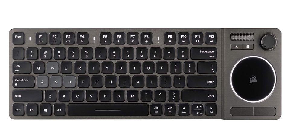 Corsair K83 TV Keyboard