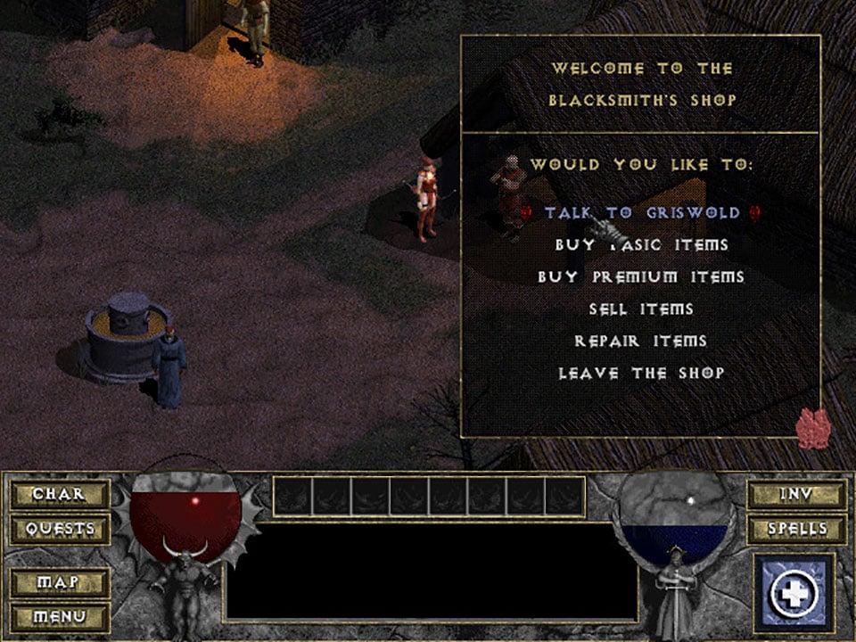 Diablo 1 Re-release