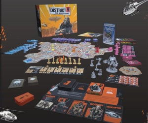 District 9: The Board Game