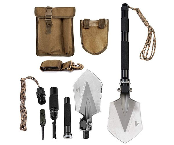 FiveJoy C1 Folding Shovel