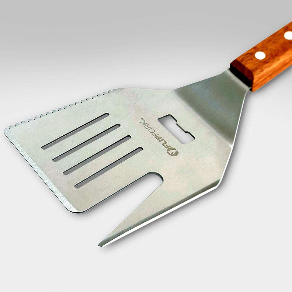 Flipfork Boss Grilling Tool