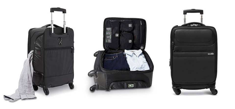 358ac01e93 The Genius Pack G4 Carry-on Stores Way More than a Bag Its Size Should