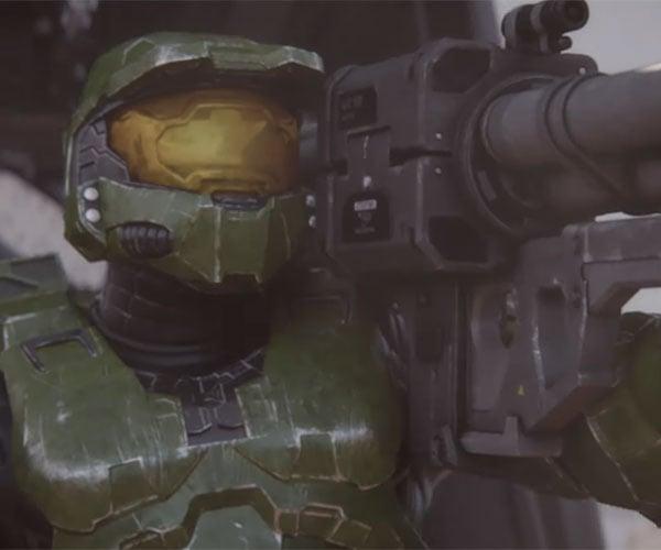 Halo Master Chief for Windows