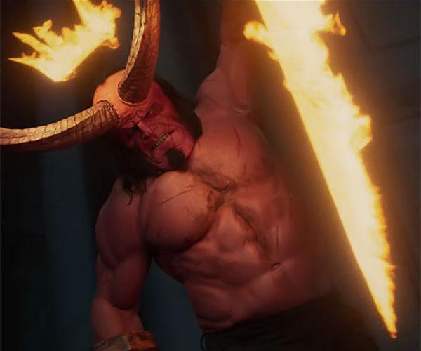Hellboy (Trailer 2)