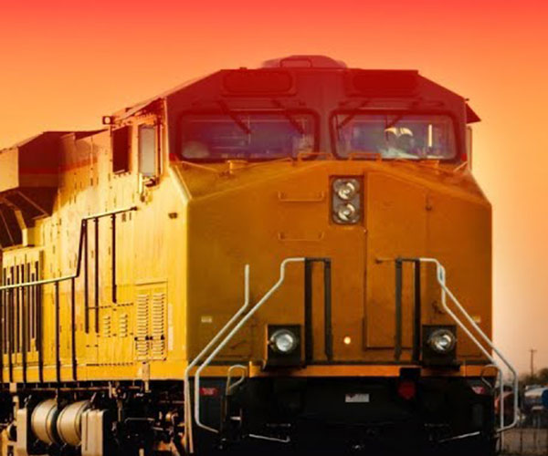 How Freight Trains Connect the World