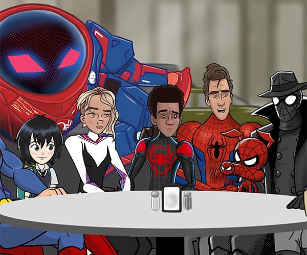 How Spider-Verse Should've Ended