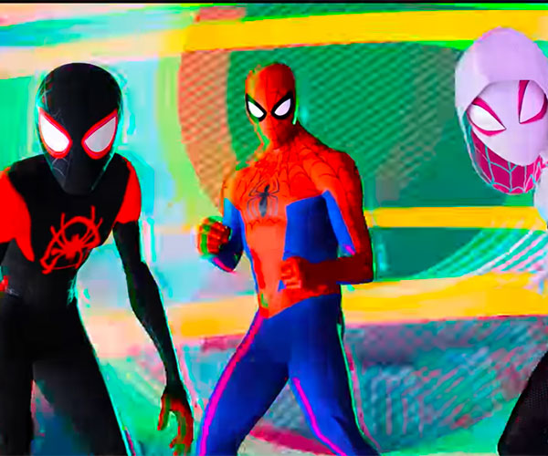 How Spider-Verse Was Made