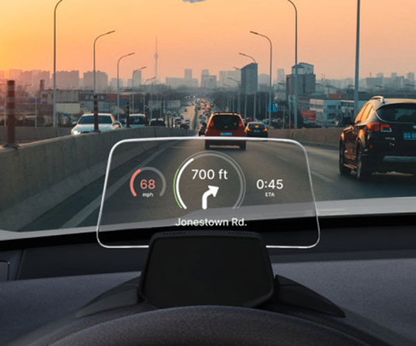 Hudway Drive Heads Up Display